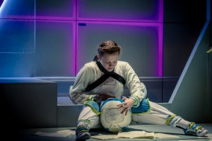 Production Photo X by Alistair McDowall